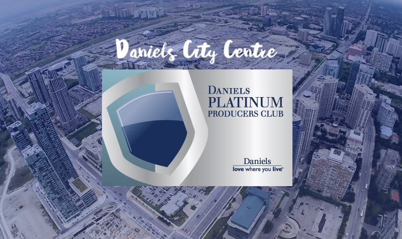 Daniels Platinum Producer VIP Prices